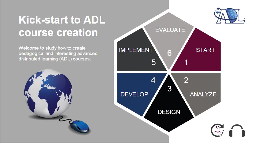 Kick-Start to ADL course creation